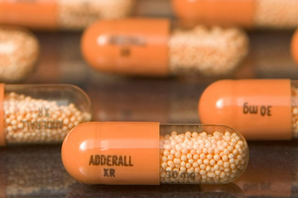 Adderall 5 mg side effects
