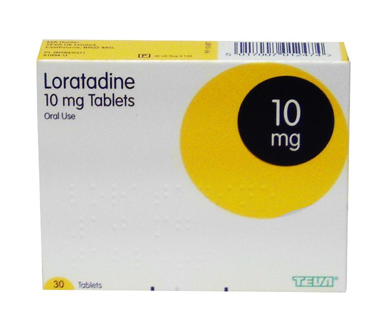 Common Side Effects Of Loratadine