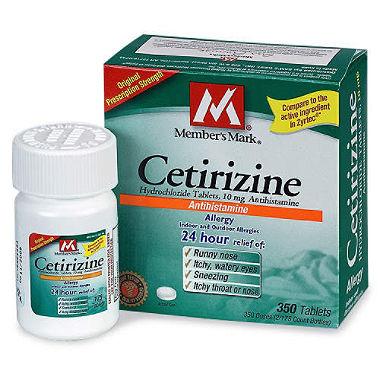Cetirizine Side Effects,  How it Works, Upsides & Downsides