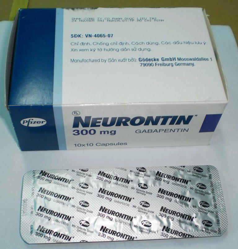 neurontin yan etki