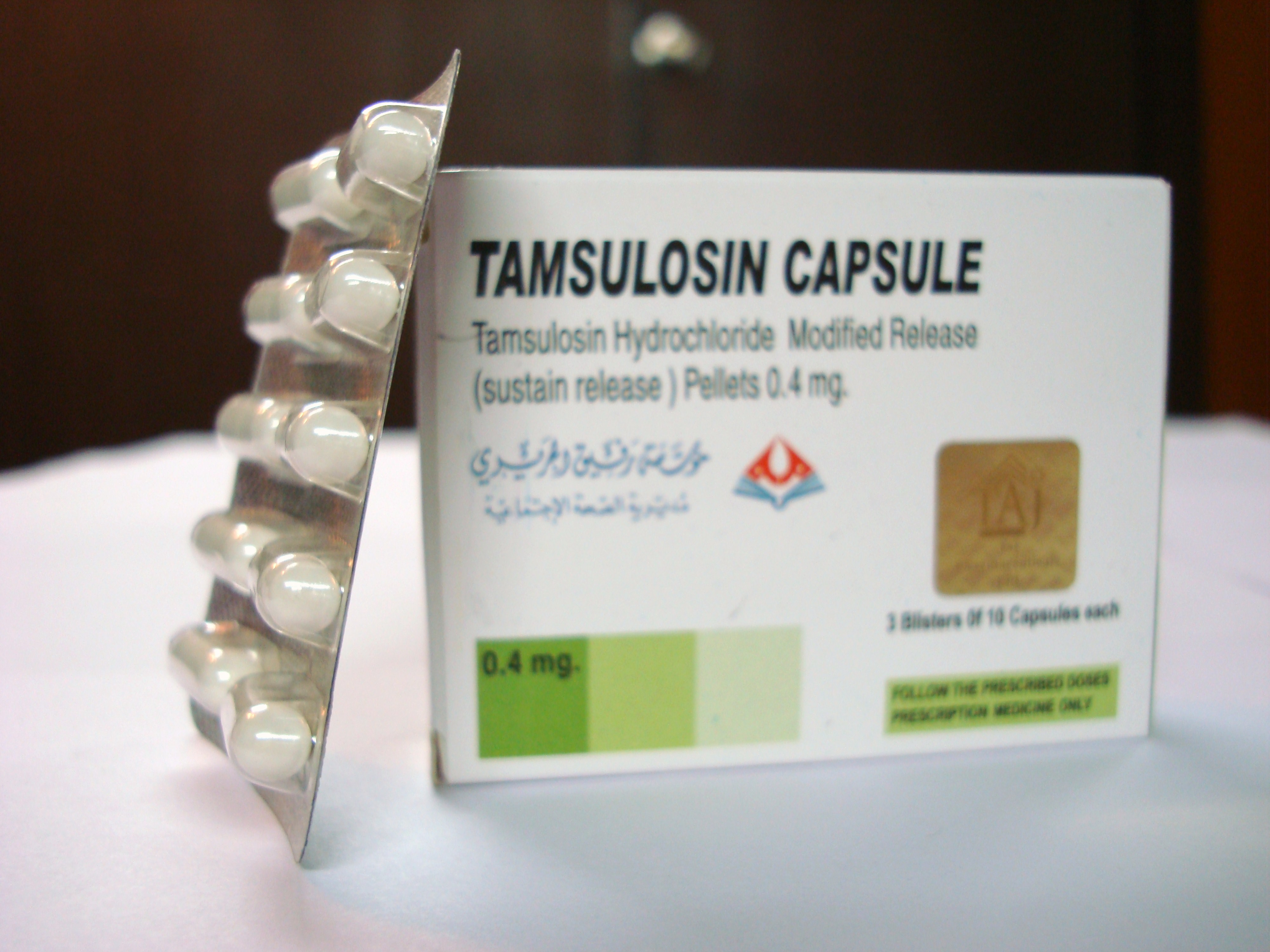 Flomax Tamsulosin Side Effects Important Information