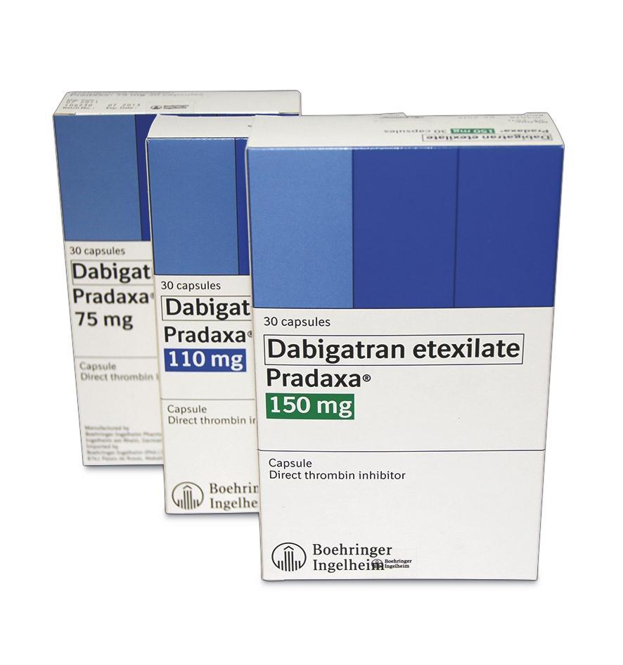 Common Side Effects Of Pradaxa Dabigatran