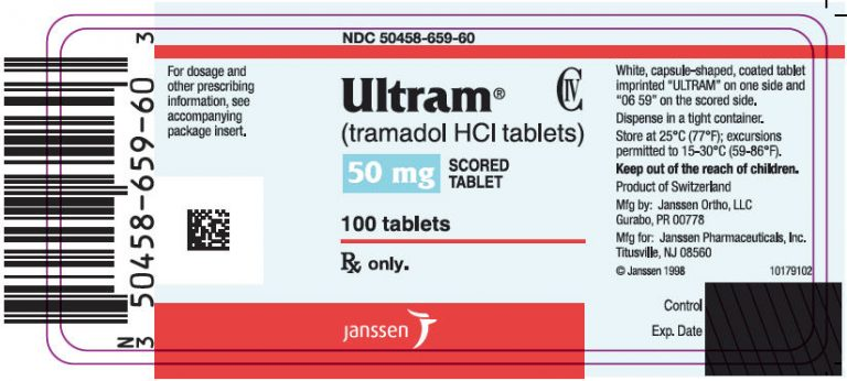ultram dose for adults
