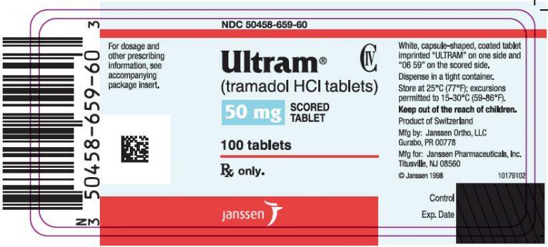 ultram adult dosage