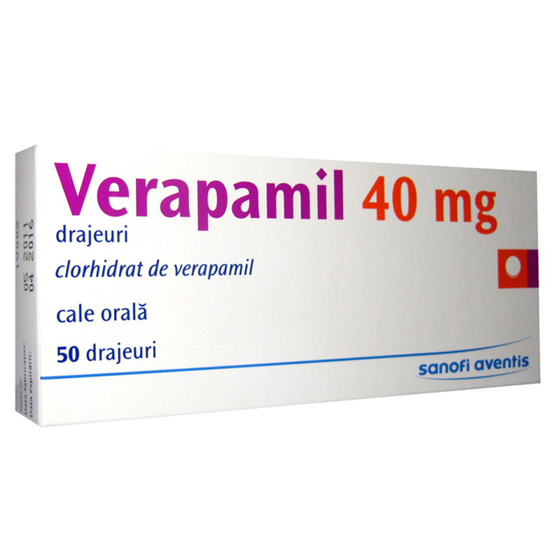 Verapamil Side Effects Important Information Before