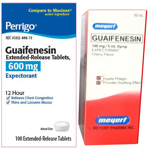Guaifenesin Side Effects, Usefull Information, Before