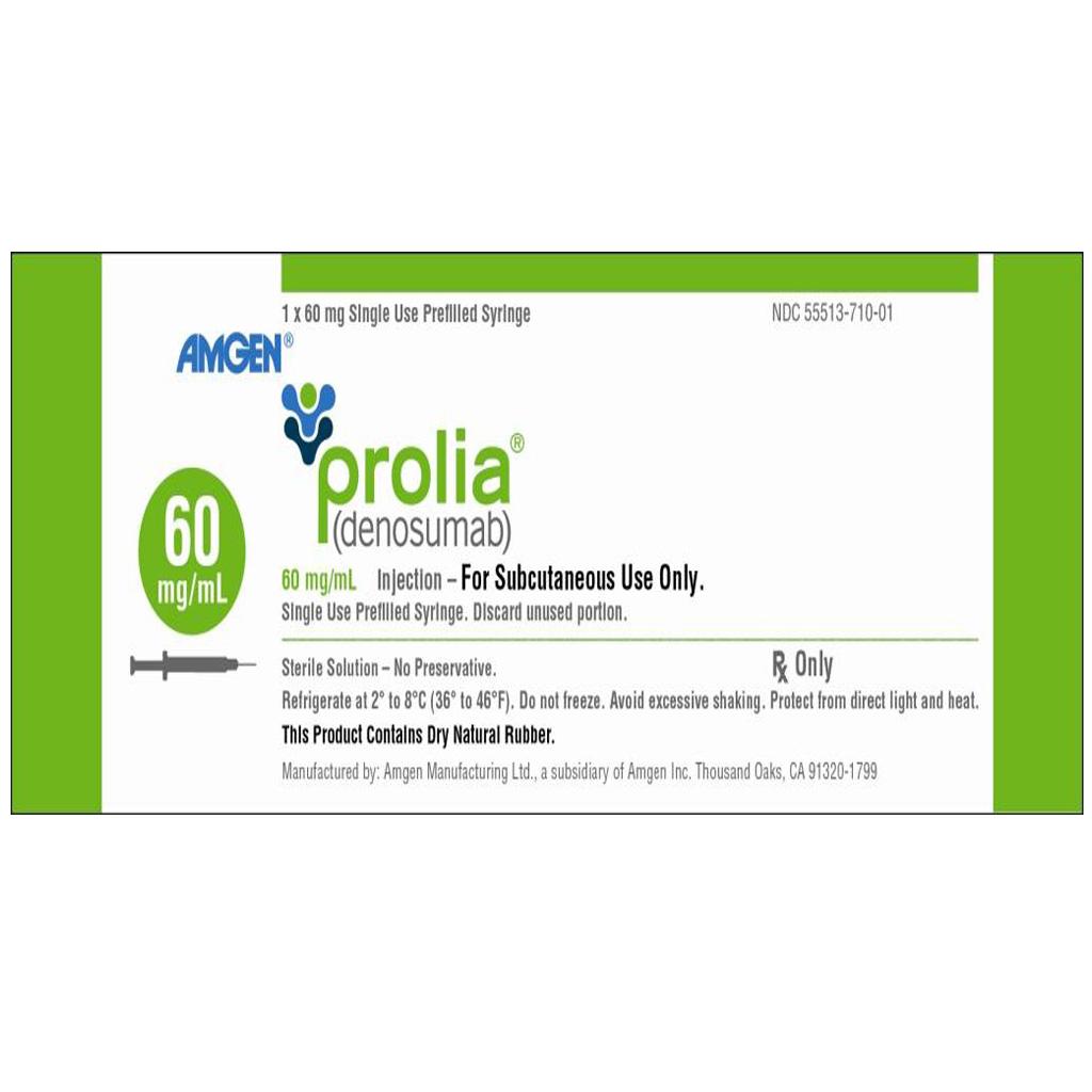 Common Side Effects Of Prolia Denosumab