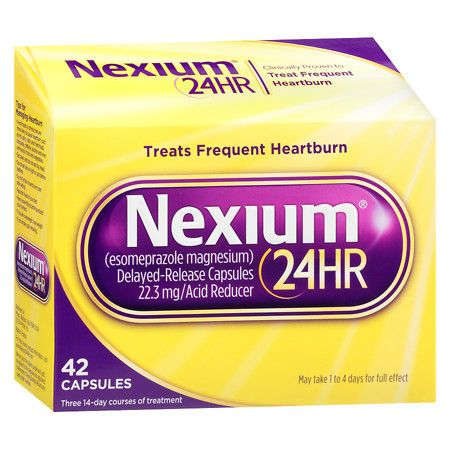 Common Side Effects Of Nexium Esomeprazole