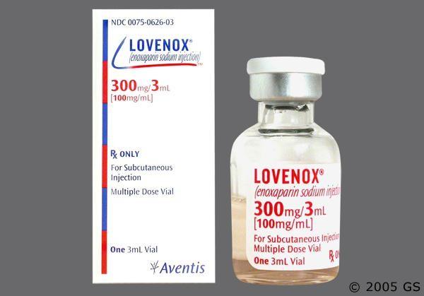 Lovenox (Enoxaparin) Side Effects, Important Information ...
